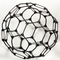 Kit #7b, Fullerene C-60 with double bonds