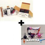 Combination of Kit #3 and Kit VSEPR-AV